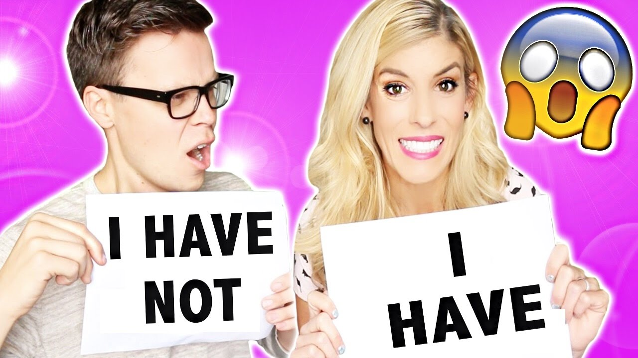 NEVER HAVE I EVER!!! *MARRIED EDITION*