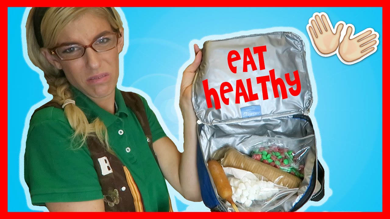 How To Eat Healthy in the New Year w/ Beatrice Mumblesteen