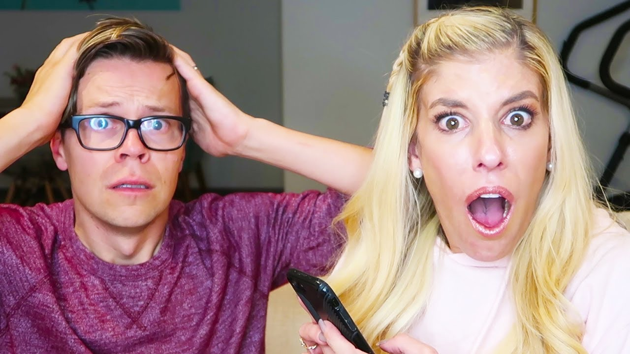 I Can't Believe She Found This On My PHONE! (My Biggest Fear)