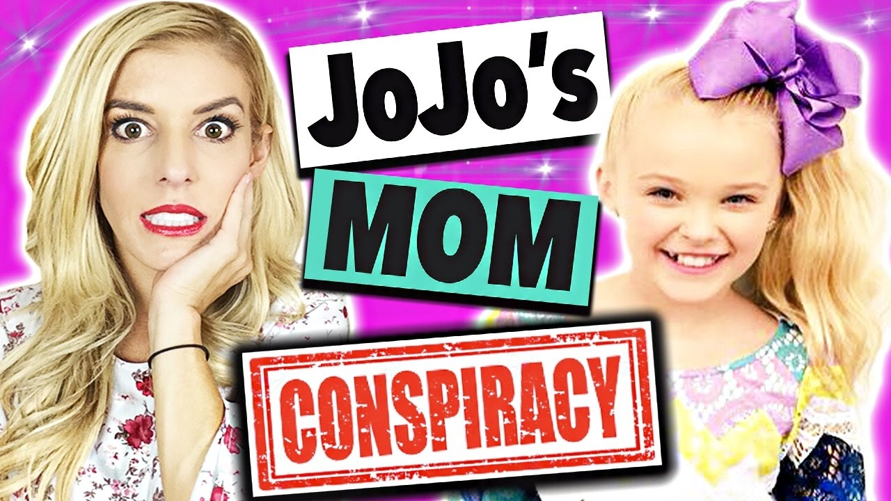 JoJo Siwa's Real Mom *Conspiracy Theory*
