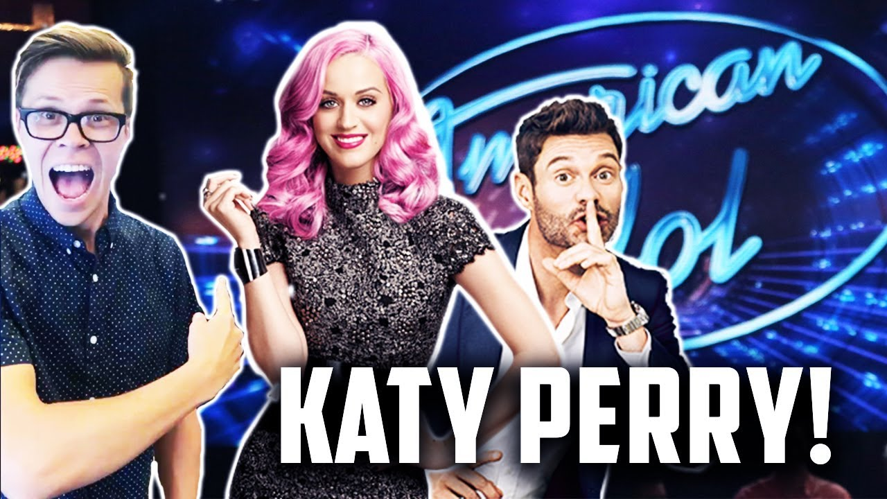 KATY PERRY ON MY FIRST DAY AT AMERICAN IDOL! (MUSICAL.LY LIVE AUDITIONS)