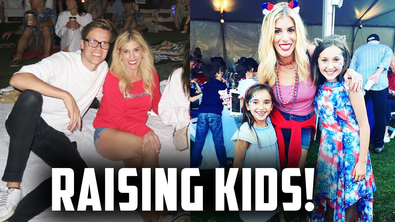 RAISING OUR KIDS AND THE 4TH OF JULY! (DAY 185)