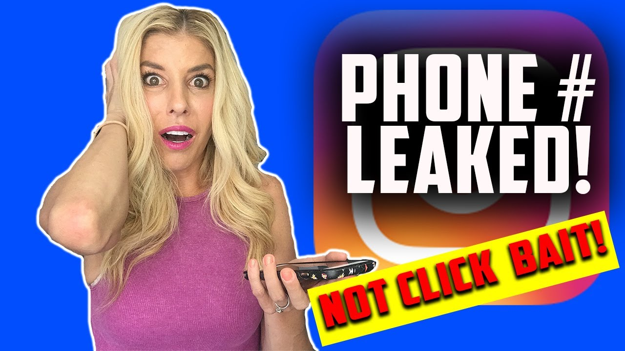 REBECCA'S PHONE NUMBER WAS LEAKED ON INSTAGRAM *NOT CLICKBAIT  (DAY 203)