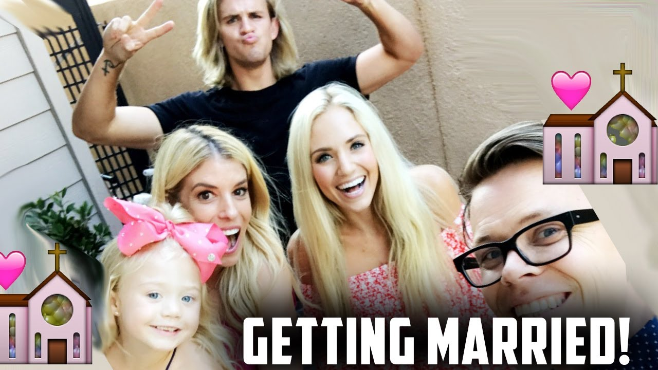 THEY ARE GETTING MARRIED!  (DAY 185)