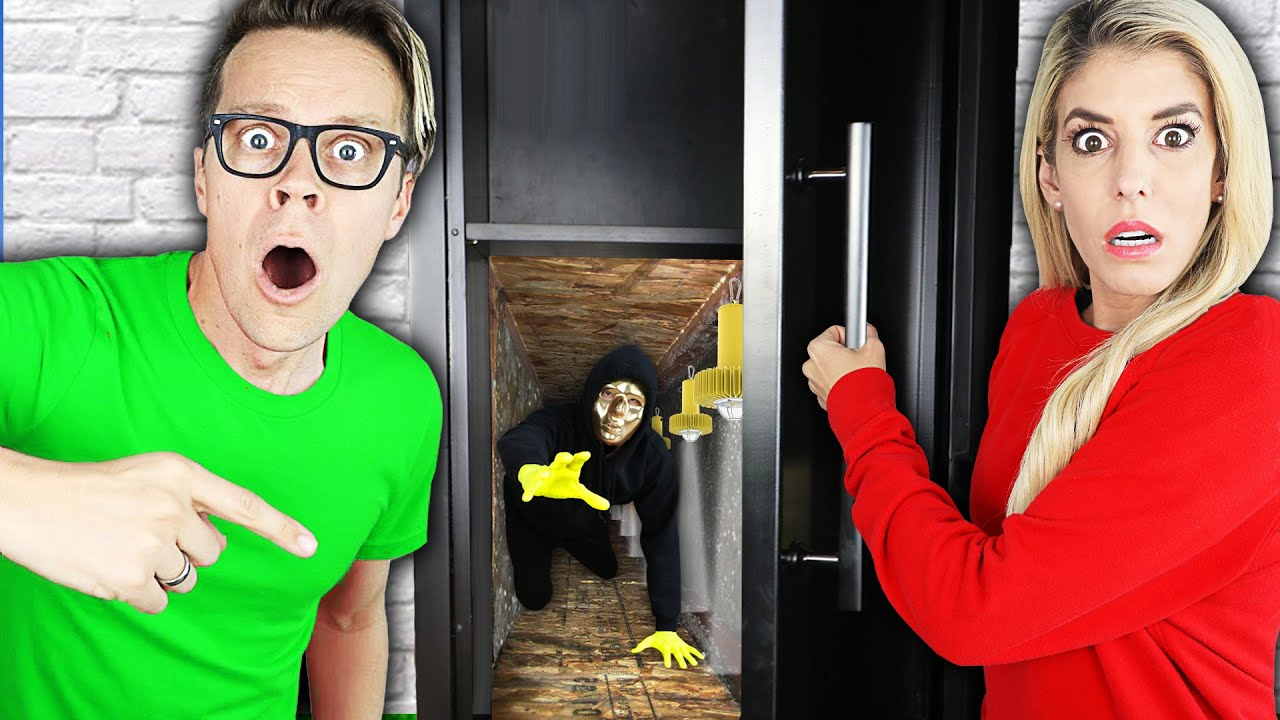 We Found A Secret Hidden Tunnel System in Matt and Rebecca's New House! (New Evidence Reveal Clues)