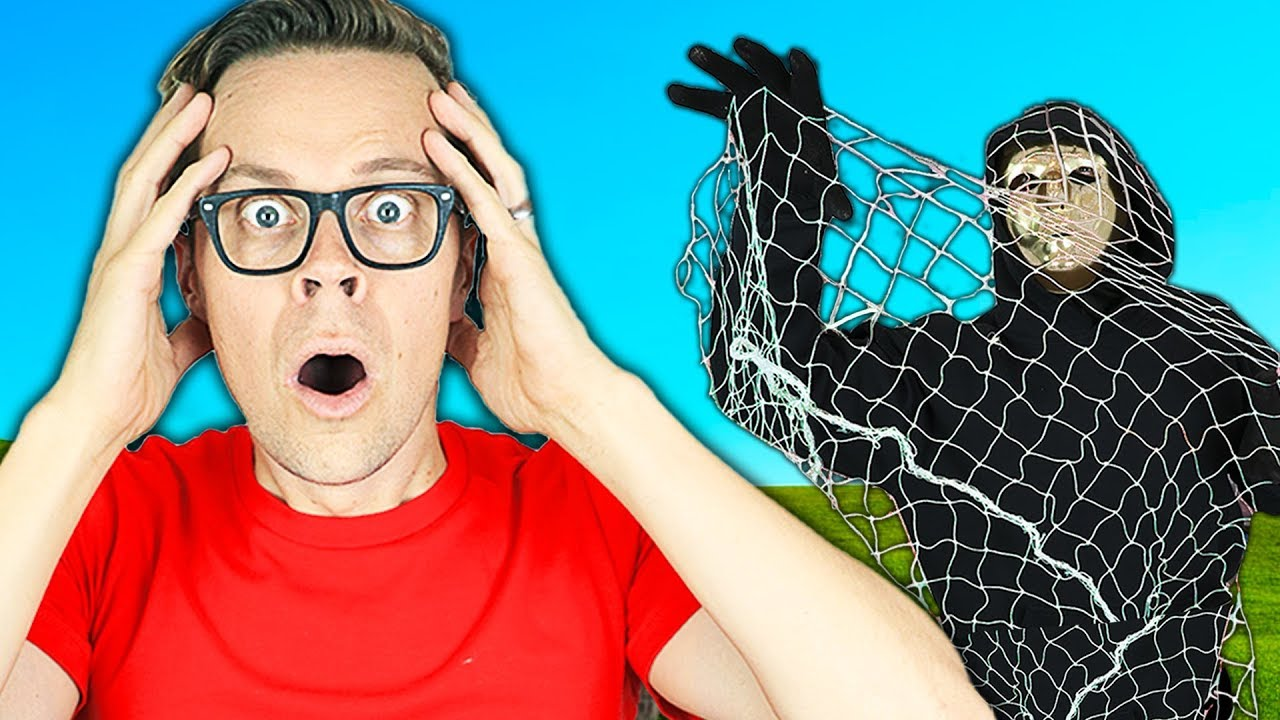 We Trapped the Hacker In Our House! (Face Reveal Using Diy Traps) Best Scary Challenge