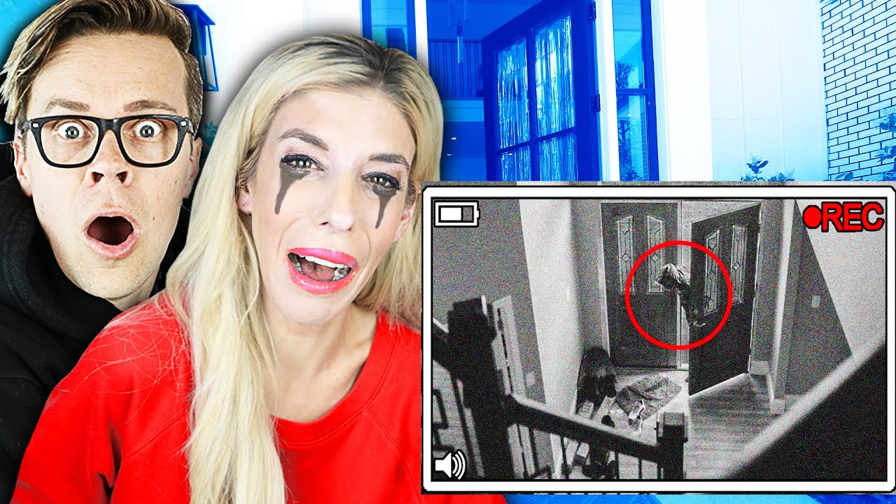 Someone Broke Into Our House While Searching for Daniel's Crush RZ Twin!   Matt and Rebecca