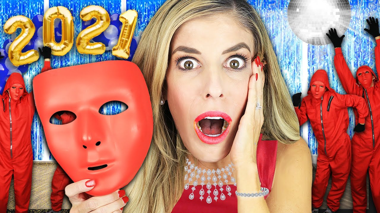 Giant Home Alone Heist in Real Life to Save Best Friends! Rebecca Zamolo