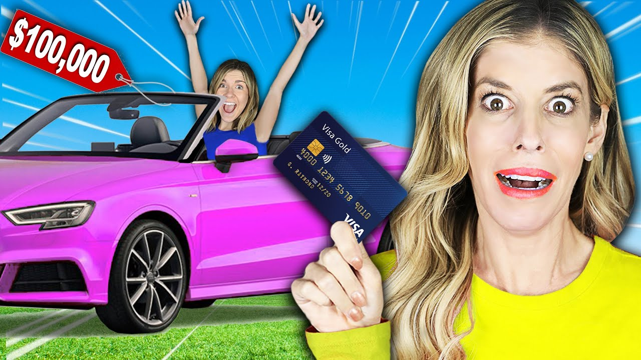 If You Guess The Price, I'll BUY YOUR DREAM CAR Challenge | Rebecca Zamolo