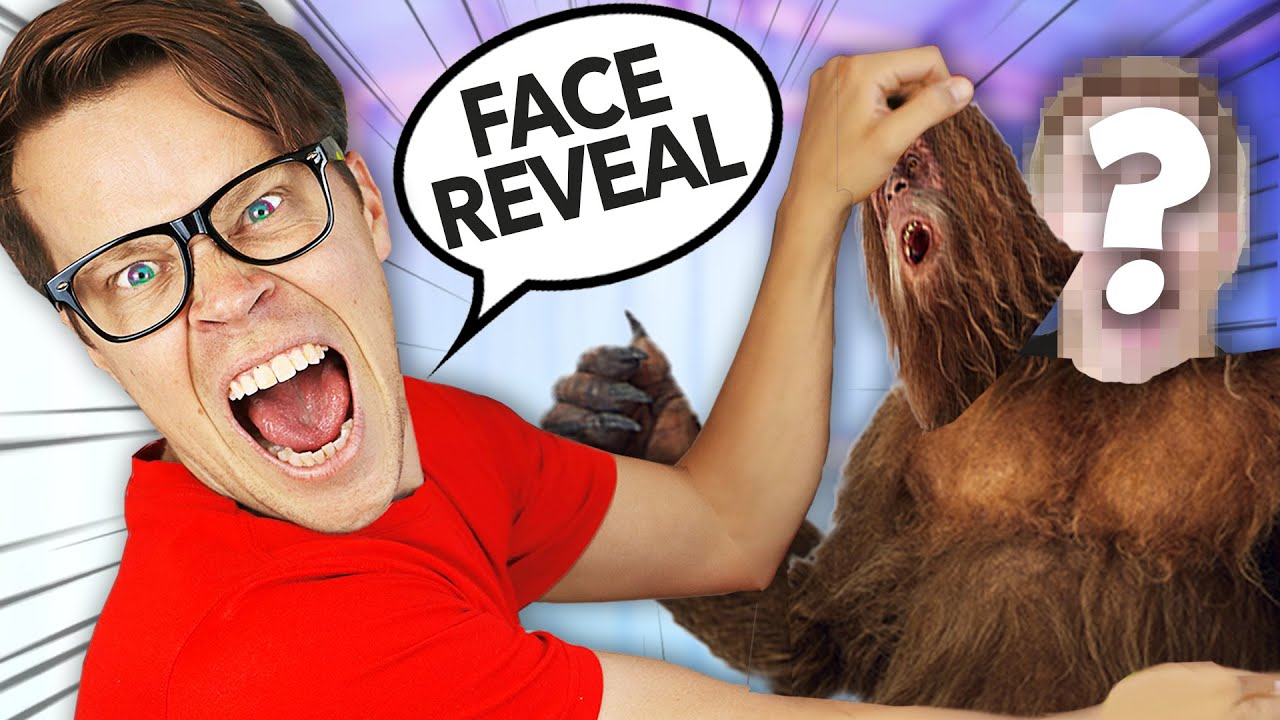 The TRUTH... FACE REVEAL of the Monster HIDING at Summer Camp